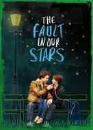 The Fault in Our Stars - Movie Cover (xs thumbnail)