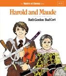 Harold and Maude - British Blu-Ray movie cover (xs thumbnail)