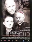 The Third Miracle - Polish Movie Poster (xs thumbnail)