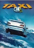 Taxi 3 - French DVD cover (xs thumbnail)