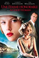 A Good Woman - Canadian Movie Cover (xs thumbnail)