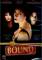 Bound - DVD cover (xs thumbnail)