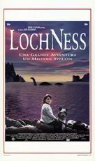 Loch Ness - Italian Movie Poster (xs thumbnail)