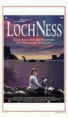 Loch Ness - Italian Movie Poster (xs thumbnail)