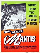 The Deadly Mantis - Movie Poster (xs thumbnail)