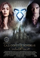 The Mortal Instruments: City of Bones - Spanish Movie Poster (xs thumbnail)
