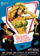 The Producers - Italian Movie Poster (xs thumbnail)