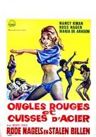 Wonder Women - Belgian Movie Poster (xs thumbnail)