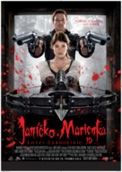 Hansel & Gretel: Witch Hunters - Slovak Movie Poster (xs thumbnail)