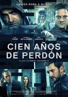 100 años de perdón - Spanish Movie Poster (xs thumbnail)