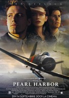 Pearl Harbor - Romanian Movie Poster (xs thumbnail)