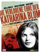 Die verlorene Ehre der Katharina Blum oder: Wie Gewalt entstehen und wohin sie führen kann - German Movie Cover (xs thumbnail)