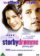 Jersey Girl - Danish DVD cover (xs thumbnail)