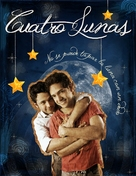 Cuatro lunas - Mexican Movie Poster (xs thumbnail)