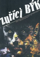 Raging Bull - Czech Movie Poster (xs thumbnail)