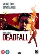 Deadfall - British Movie Cover (xs thumbnail)