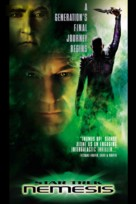 Star Trek: Nemesis - Movie Cover (xs thumbnail)