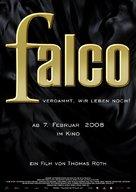 Falco - Verdammt, wir leben noch! - Austrian Movie Poster (xs thumbnail)