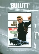 Bullitt - French DVD movie cover (xs thumbnail)