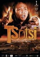 Tsotsi - German Movie Poster (xs thumbnail)