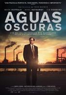 Dark Waters - Spanish Movie Poster (xs thumbnail)