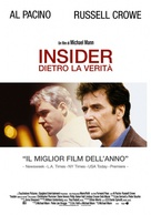 The Insider - Italian Movie Poster (xs thumbnail)