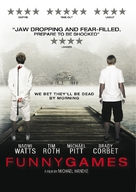 Funny Games U.S. - British Movie Poster (xs thumbnail)