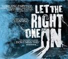 Låt den rätte komma in - British Movie Poster (xs thumbnail)