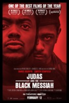 Judas and the Black Messiah - Movie Poster (xs thumbnail)