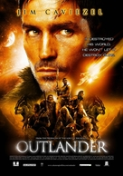 Outlander - Thai Movie Poster (xs thumbnail)