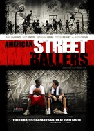 Streetballers - DVD cover (xs thumbnail)