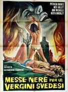 Virgin Witch - Italian Movie Poster (xs thumbnail)