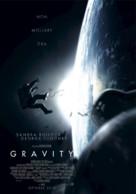 Gravity - Italian Movie Poster (xs thumbnail)