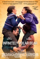 Infinitely Polar Bear - Movie Poster (xs thumbnail)
