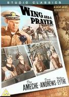 Wing and a Prayer - British DVD movie cover (xs thumbnail)