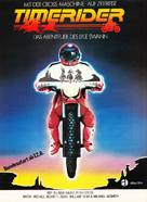 Timerider: The Adventure of Lyle Swann - German Movie Poster (xs thumbnail)