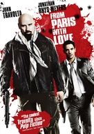 From Paris with Love - DVD movie cover (xs thumbnail)