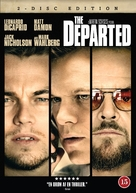 The Departed - Danish Movie Cover (xs thumbnail)