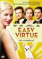 Easy Virtue - British Movie Cover (xs thumbnail)
