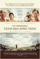 Lo imposible - Vietnamese Movie Poster (xs thumbnail)