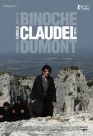 Camille Claudel, 1915 - Brazilian Movie Poster (xs thumbnail)