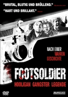 Rise of the Footsoldier - German DVD cover (xs thumbnail)