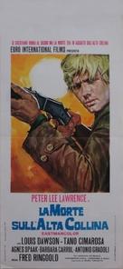 La morte sull'alta collina - Italian Movie Poster (xs thumbnail)