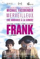 Frank - French Movie Poster (xs thumbnail)