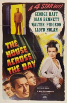 The House Across the Bay - Re-release poster (xs thumbnail)