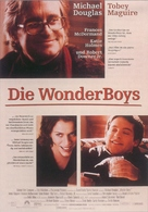 Wonder Boys - German Movie Poster (xs thumbnail)