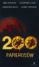 200 Cigarettes - Polish poster (xs thumbnail)