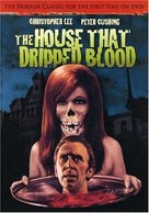 The House That Dripped Blood - Movie Cover (xs thumbnail)