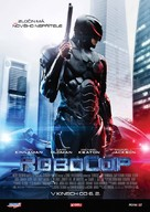 RoboCop - Czech Movie Poster (xs thumbnail)
