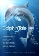 Dolphin Tale - DVD movie cover (xs thumbnail)